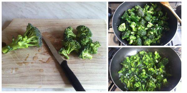 Risotto broccoli e gorgonzola ricette di cucina il cuore for Cucinare broccoli