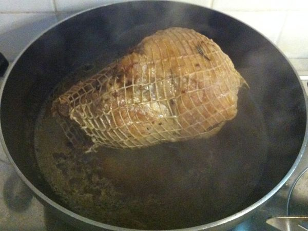 Arrosto di maiale alla birra ricette di cucina il cuore for Cucinare arrosto