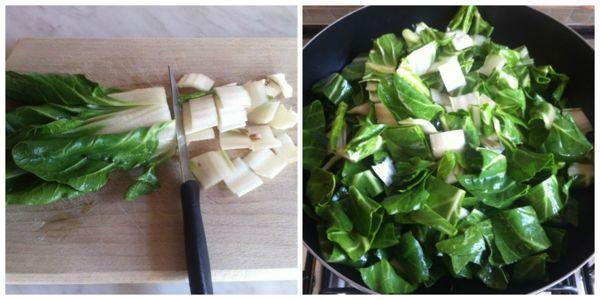 Pasta bietole e ricotta ricette di cucina il cuore in for Cucinare bietole